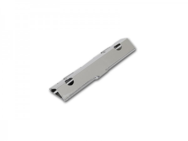 Kassenblockklammer 100 mm, vernickelt