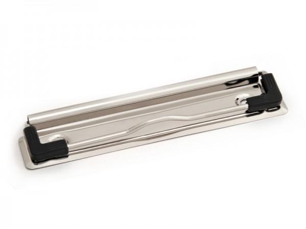 Drahtbügelklemmmechanik 120 mm breit, mit Gummiecken