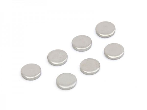 Stahlscheiben 10 x 2 mm