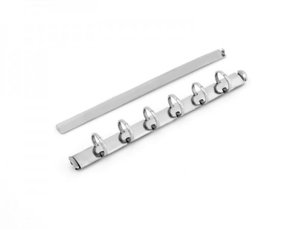 Kipphebelmechanik mit Rückenschiene, 19-19-19-19-19 mm