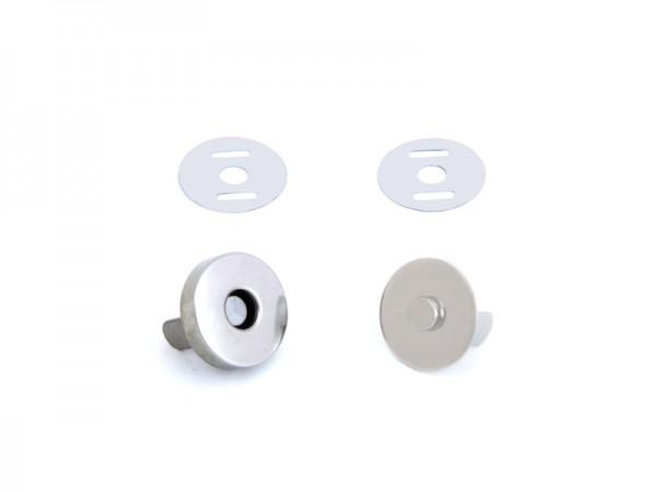 Magnetverschluss LZ, Ø 14 Nickel