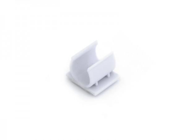 Stifthalter aus Kunststoff, weiß