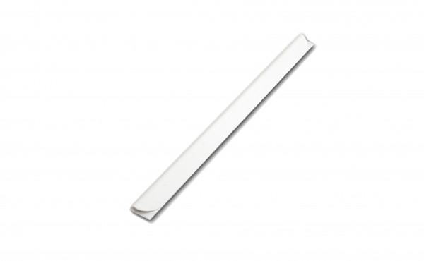 A5 Klemmschiene, weiß, Füllhöhe 1- 4mm