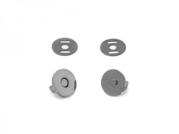 Magnetverschluss LZ, Ø 14/2 Nickel