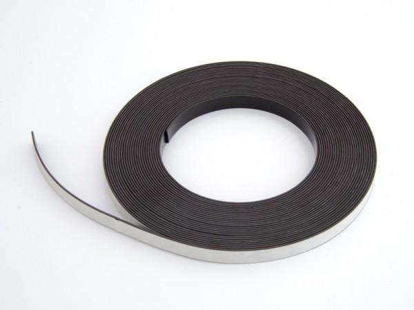 Magnetband, selbstklebend 10 x 1 mm