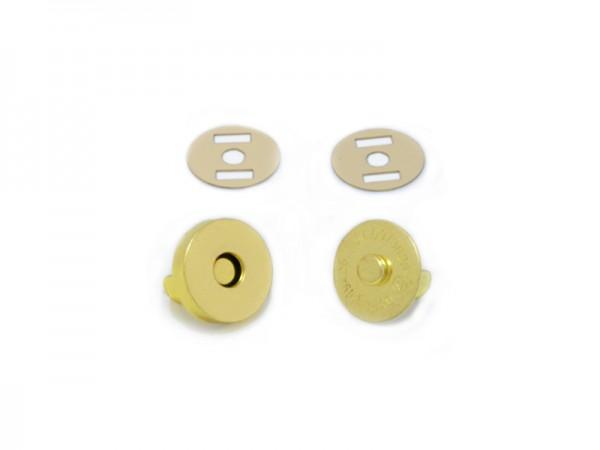 Magnetverschluss LZ, Ø 18 Messing