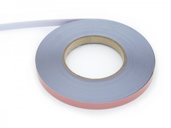 Stahlband 12 x 0,3 mm selbstklebend (30 m Rollen)