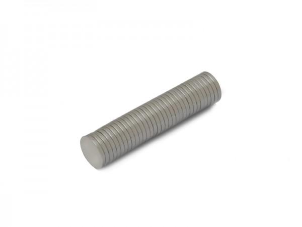 Magnete, Ø 15 x 2 mm