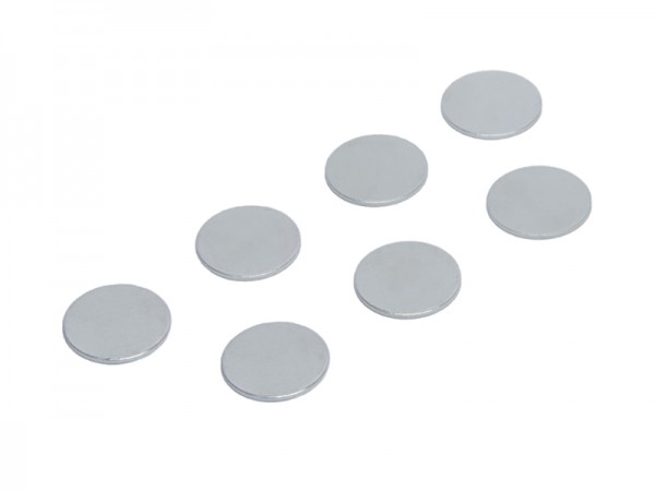 Stahlscheiben 17 x 1 mm