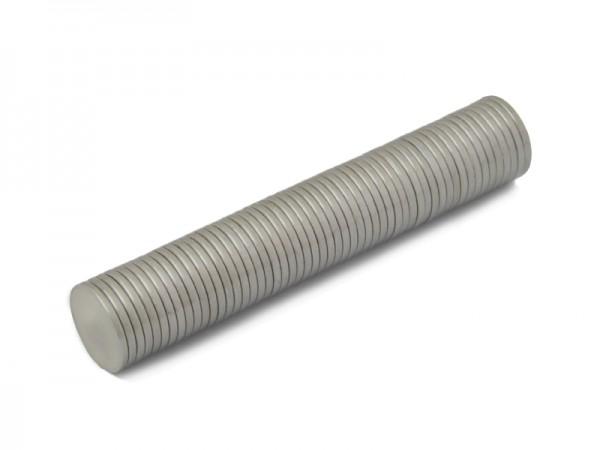 Magnete, Ø 20 x 2 mm