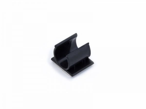 Stifhalter aus Kunststoff, schwarz